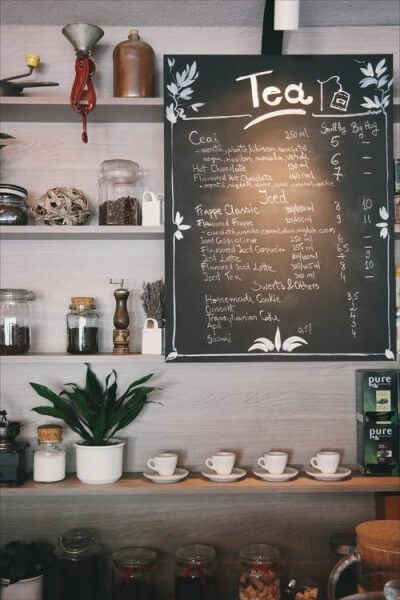 Coffee Shop Ordering
