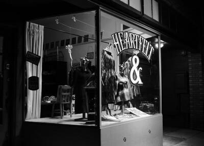 Vintage Retail Storefront