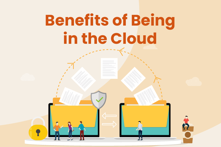 Files from giant folders are transferred through the POS cloud saving business owners time and money