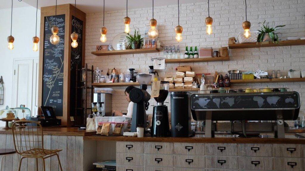 cafe display board
