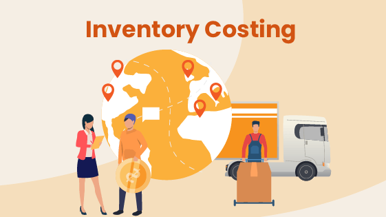 Retailers plan retail inventory costing for their small business