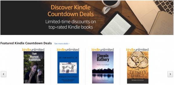 countdown deals marketing