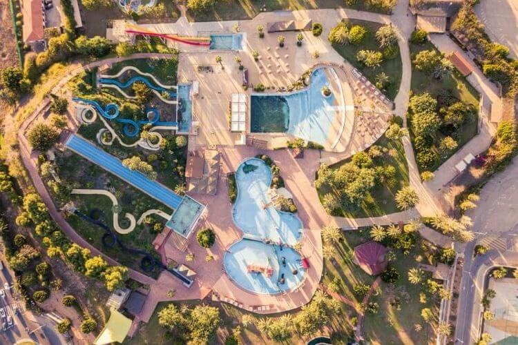 pos features for water parks