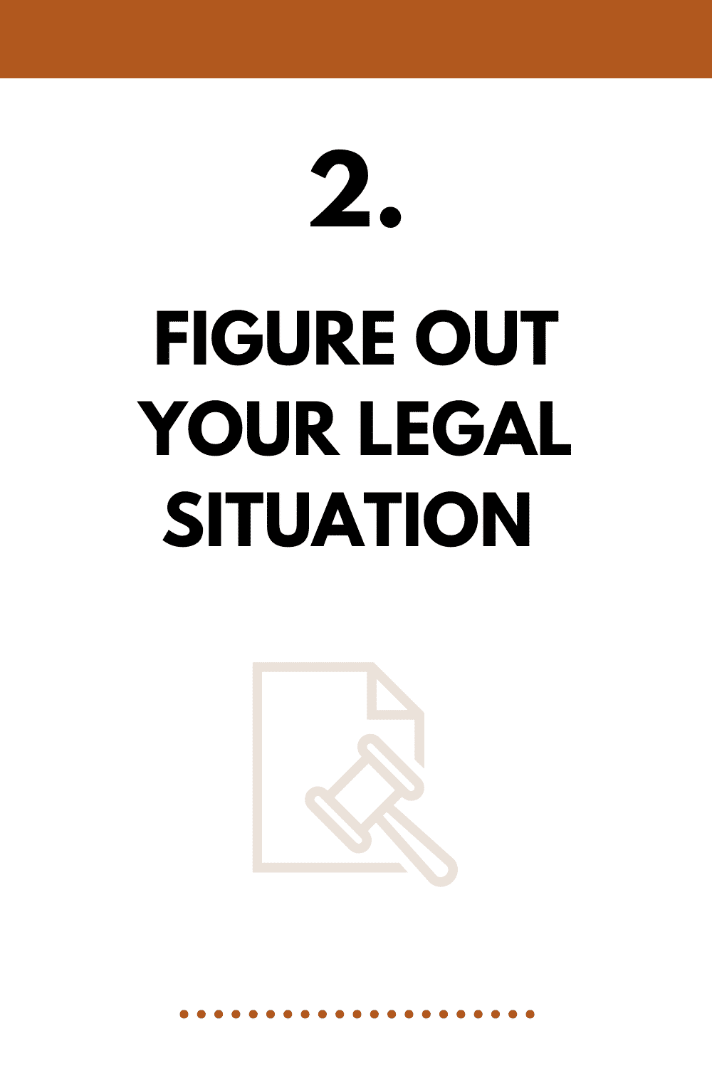 Figure out your legal situation for your coffee shop