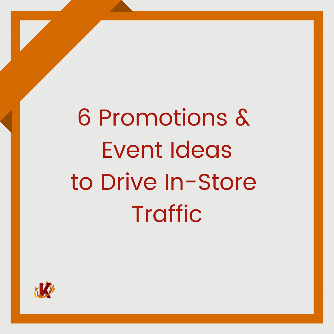 carousel graphic image cover for 6 promotions and event ideas to drive in-store traffic