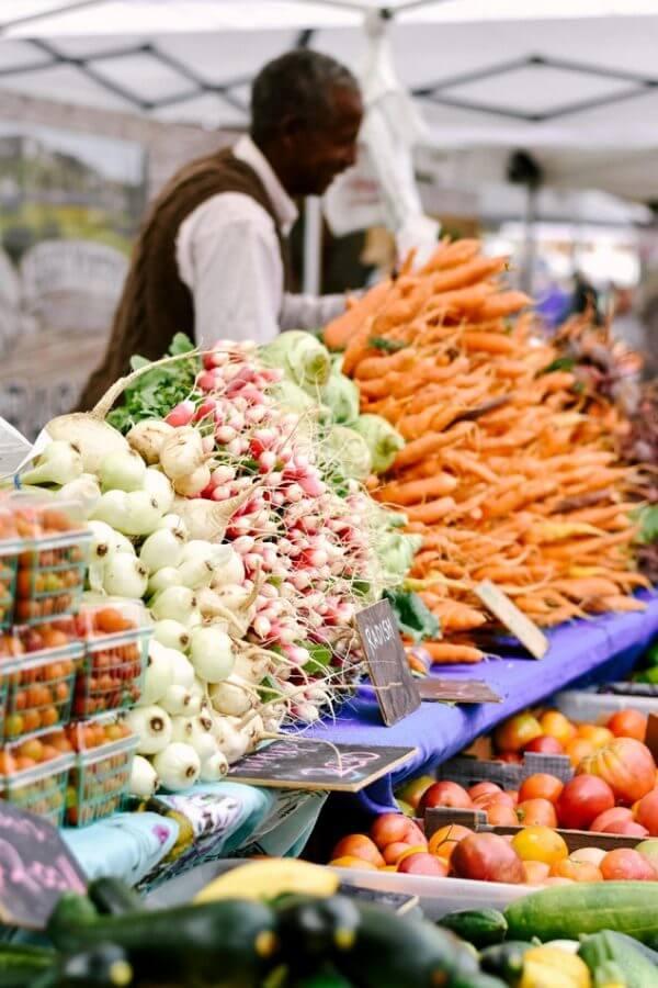 farmers market small business