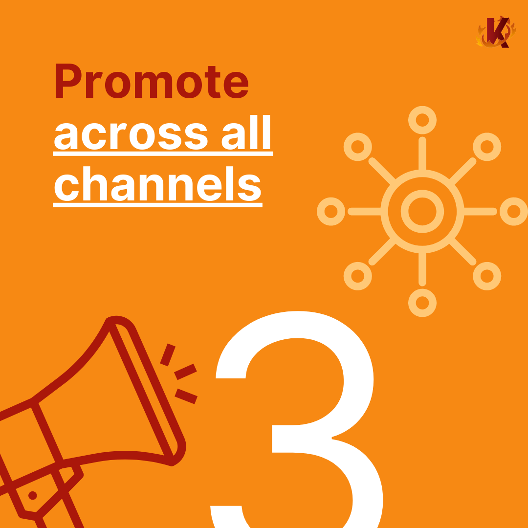 promote across channels image carousel