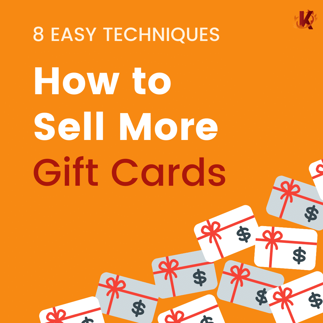image carousel cover of how to sell more gift cards