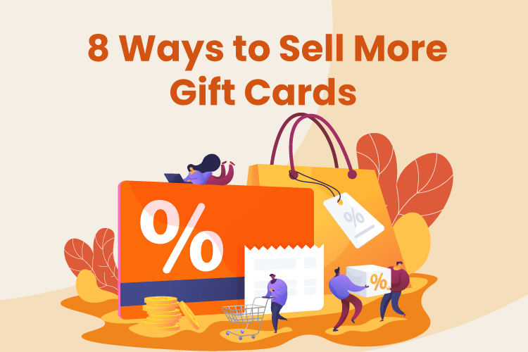 People use gift cards to make some purchases