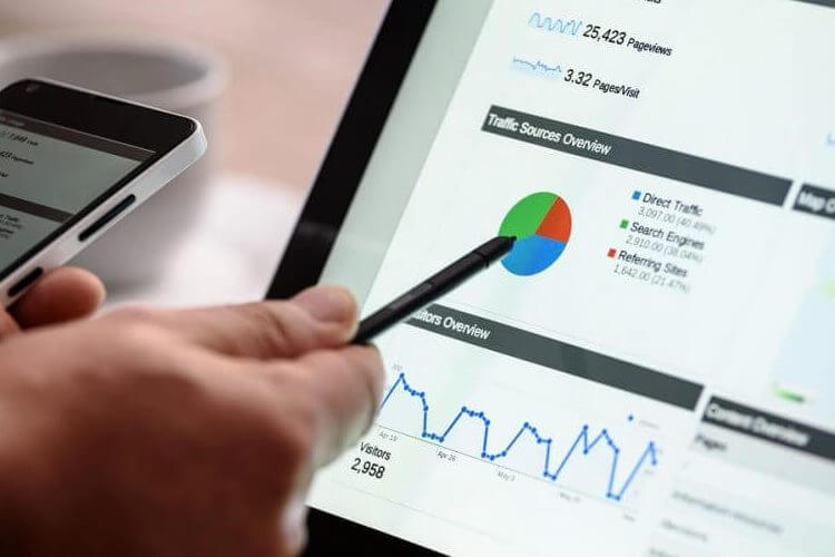 How to select a digital marketing agency based on sales analytics