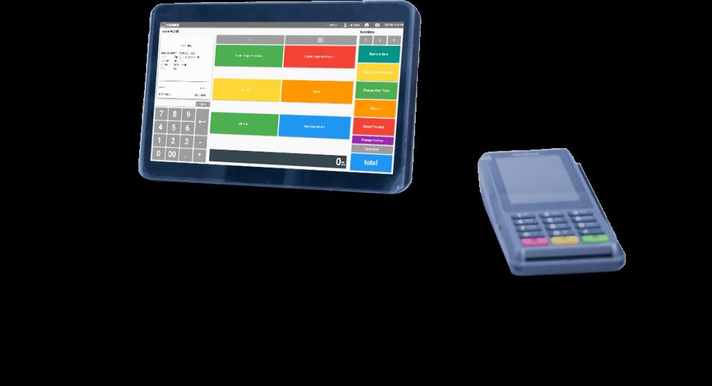 Korona Mobile POS Tablet