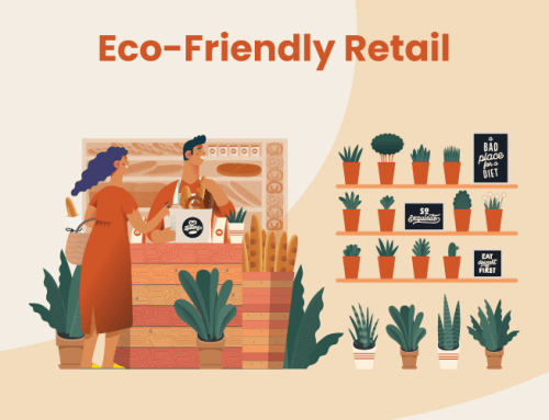 How to Design a Green Retail Store: 4 Eco-Friendly Tips for SMBs