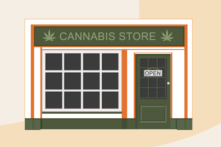 How to start a dispensary new retail storefront
