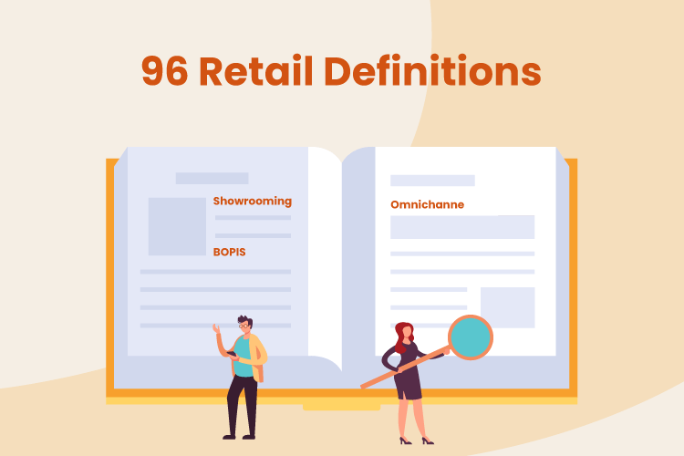 Retail dictionary definitions