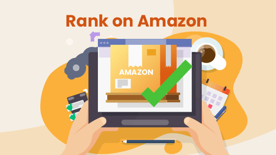 Person optimizes their Amazon SEO in an effort to rank their products higher on Amazon's search engine