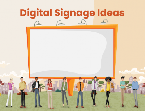 9 Digital Signage Design Ideas & Marketing Tips for Small Businesses