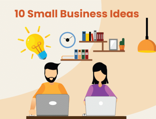 Top 10 Small Business Ideas – Low Start-Up Costs and Easy to Scale