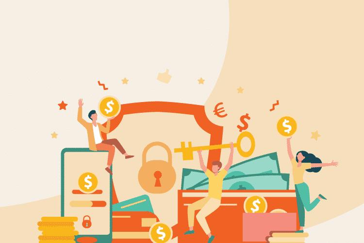 People celebrate lowering their credit card processing fees