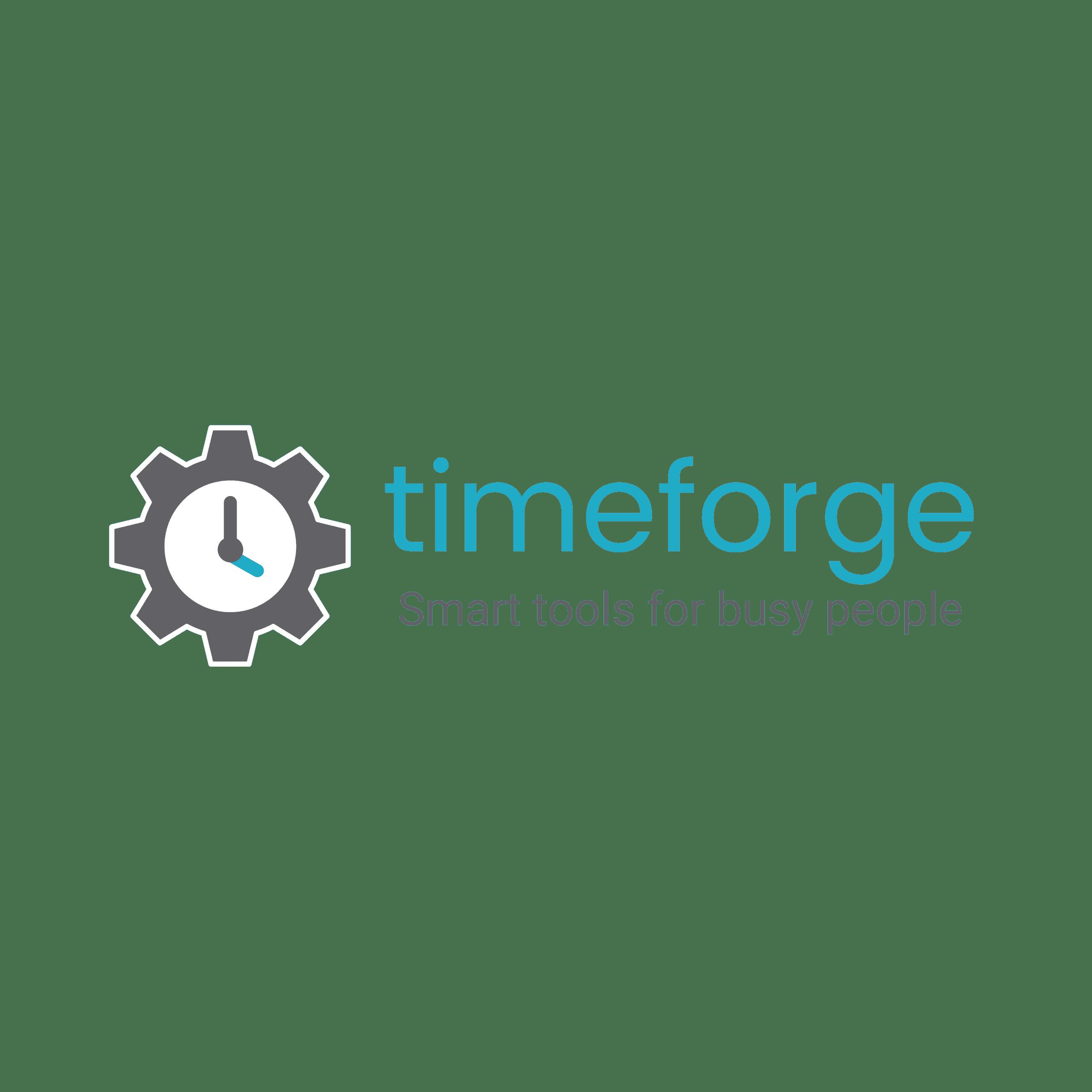 TimeForge company logo